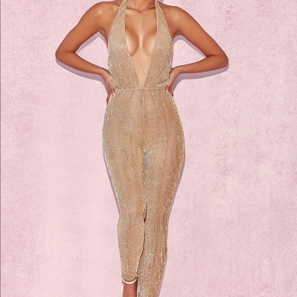 c0dc14739979 NWT House of CB  TABBY  jumpsuit
